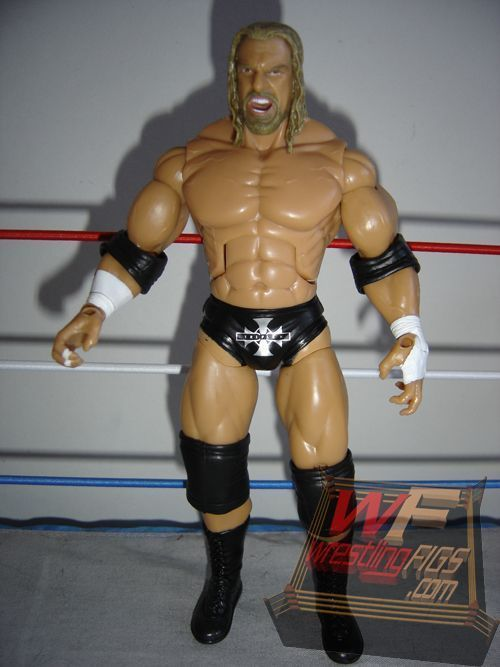 deluxe aggression triple h