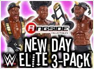 Mattel WWE Battle Packs 31