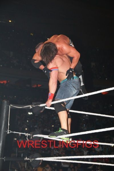 Photos From Wwe 7 16 At Madison Square Garden Set 7 Wrestlingfigs
