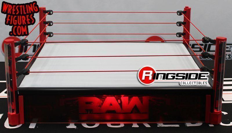 Raw Elite Scale Wrestling Ring W