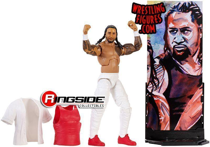 Wwe Rich Swann >> MATTEL WWE ELITE 54 NEW MOC & LOOSE IMAGES! | WrestlingFigs