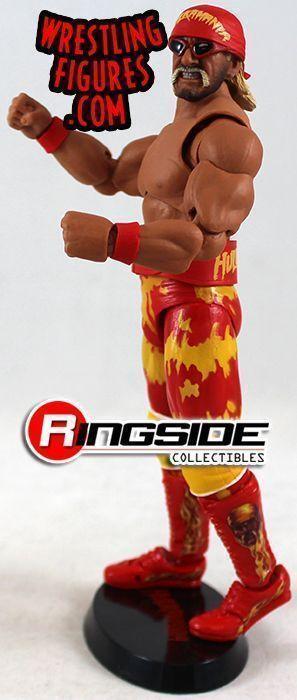 REX 121 Storm Collectibles Red Hulkamania Hulk Hogan Action