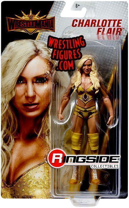 Image result for wrestlemania 35 figures charlotte
